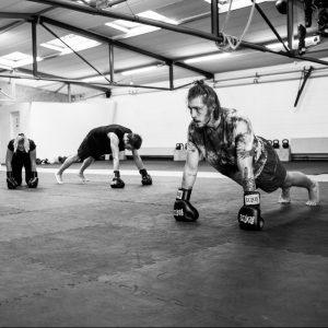 Plank; Boxen; Training