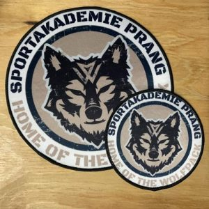 Sportakademie Prang Aufnäher