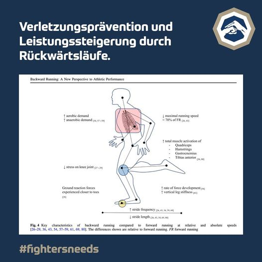 Read more about the article Das Rückwärtslaufen